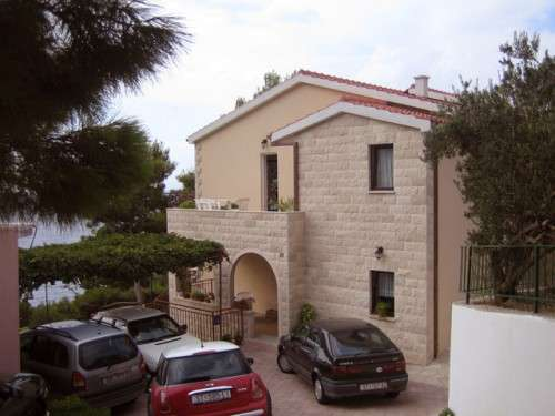 Apartmány Brela