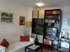 Obývací pokoj s balkonem, SAT-TV, ADSL Internet...